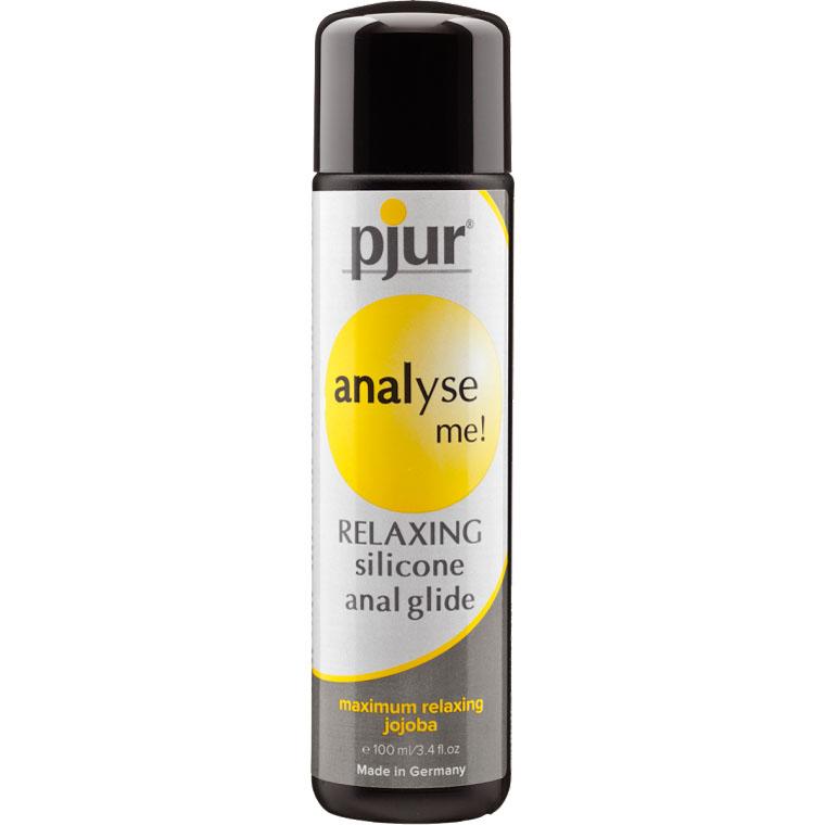 Анальная смазка на силиконовой основе Pjur Analyse Me! Relaxing Jojoba Silicone Lubricant, 100 мл