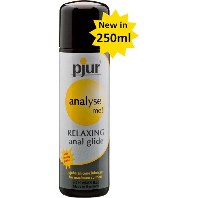 Анальная смазка на силиконовой основе Pjur Analyse Me! Glide, 250 мл