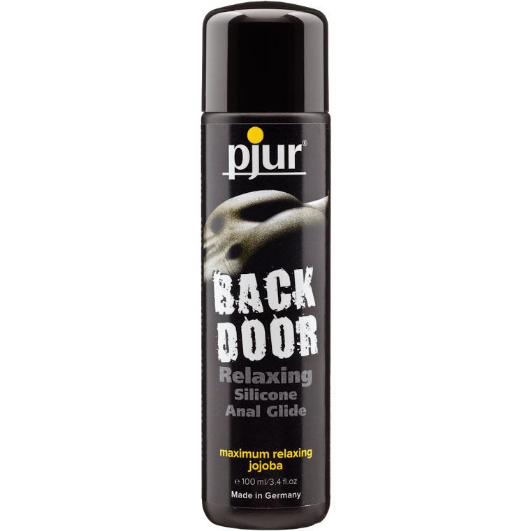Анальная смазка на силиконовой основе Pjur Backdoor Anal Relaxing Jojoba Silicone Lubricant, 100 мл