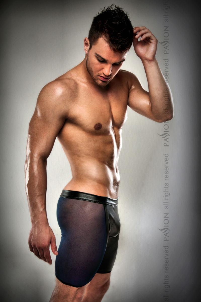 Мужские шорты Passion 026 SHORT, черные, L/XL