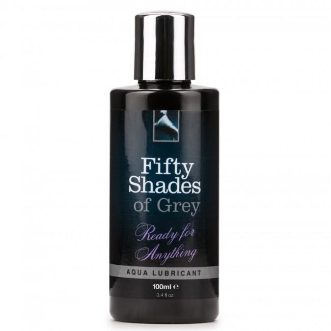 Универсальный интимный лубрикант Fifty Shades Of Grey, Ready For Anything, 100 мл