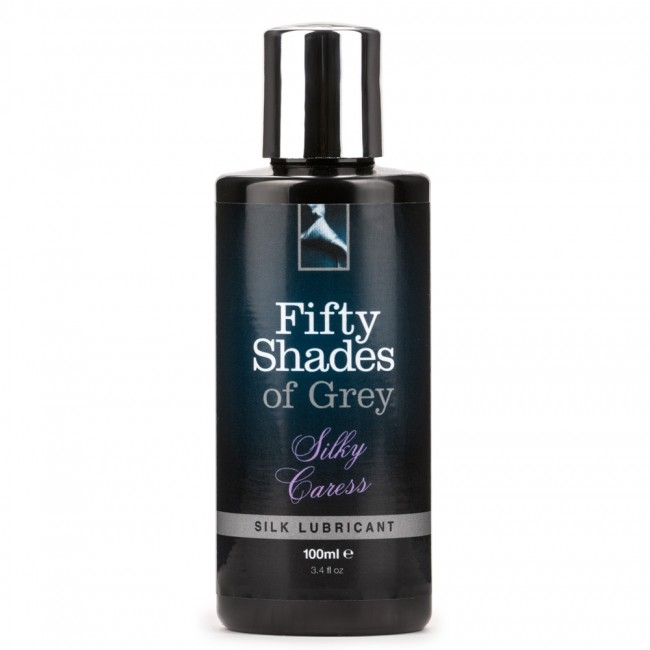 Интимная смазка Fifty Shades Of Grey, Silky Caress Lubricant, 100мл