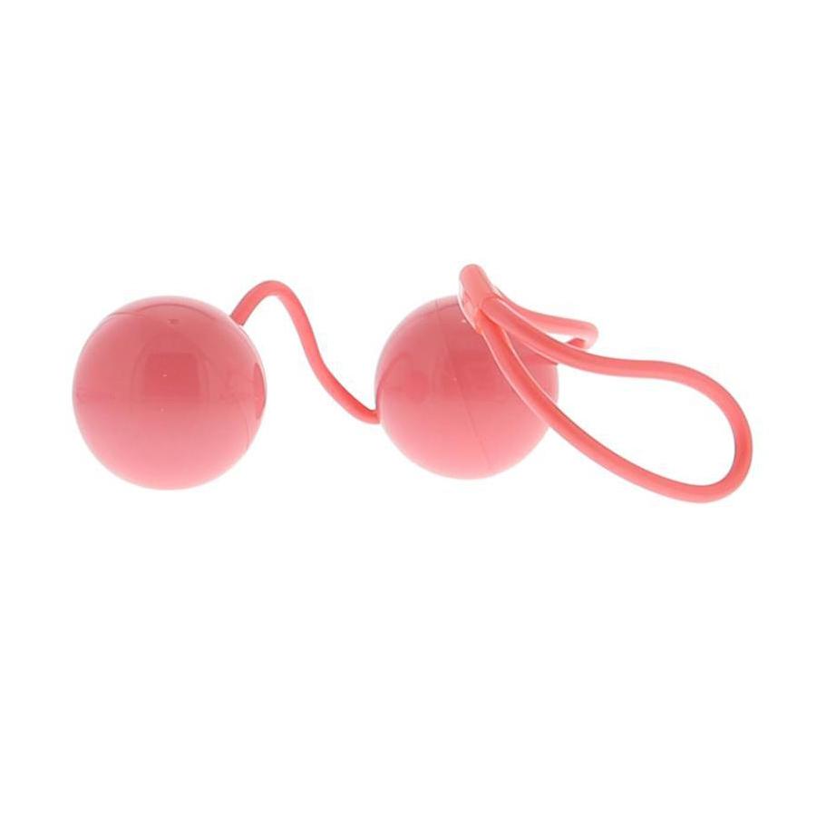 Вагинальные шарики Good Vibes Perfect Balls, розовые
