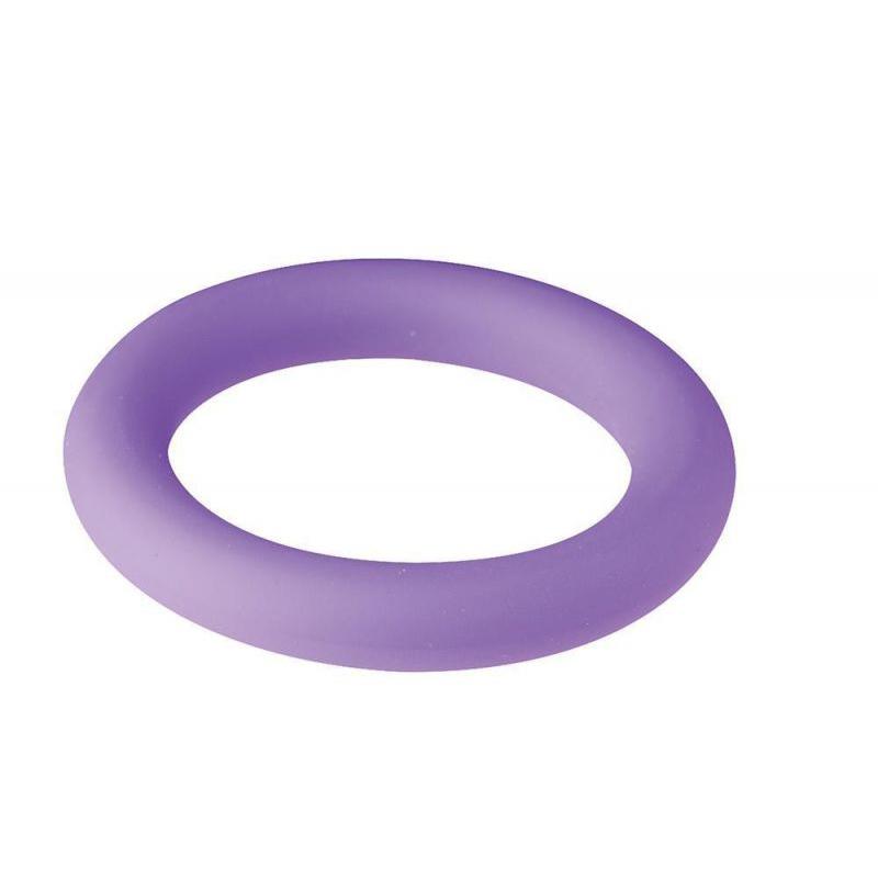 Эрекционное кольцо NEON STIMU RING PURPLE, 3.2см