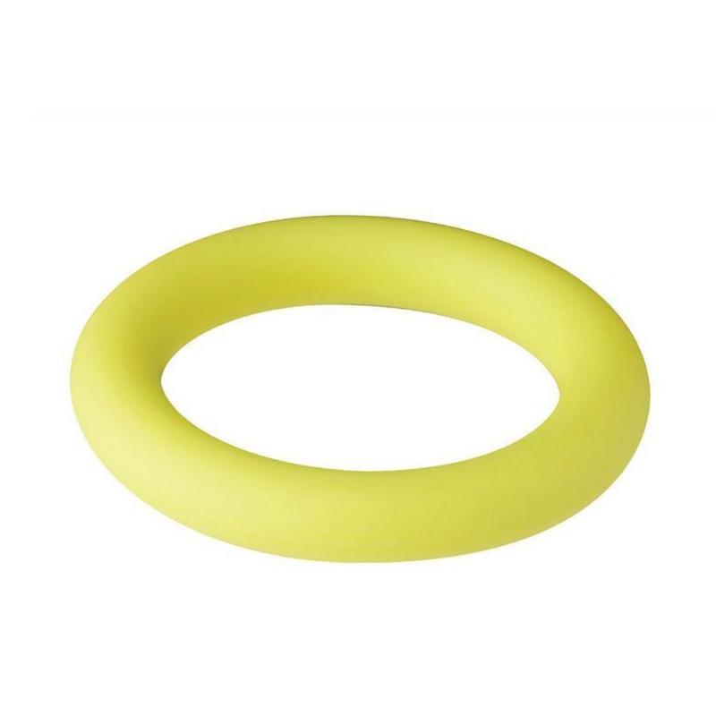 Эрекционное кольцо Neon Stimu Ring Green, 3.7см