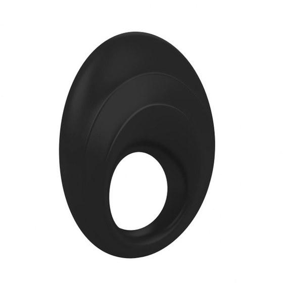 Вибрирующее кольцо OVO B5 Vibrating Ring, черное
