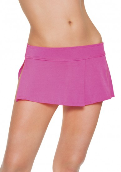 Мини юбка LYCRA MINI SKIRT PINK SML-MED