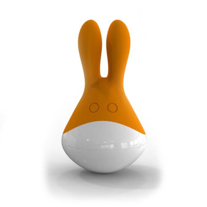 Вибромассажер Totoro, оранжевый