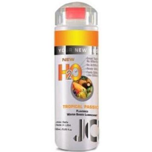 Лубрикант JO H2O LUBRICANT TROPICAL PASSION со вкусом тропических фруктов, 150 мл