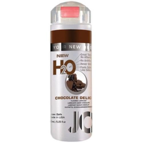 Лубрикант JO H2O LUBRICANT CHOCOLATE DELIGHT с шоколадным вкусом, 150 мл