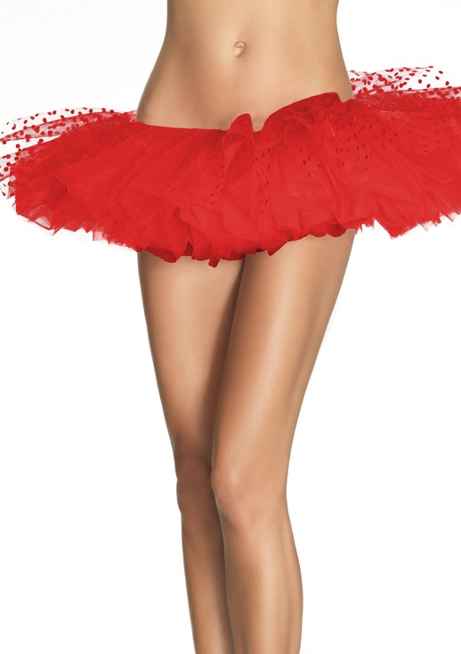 Юбка (пачка) TULLE TUTU RED
