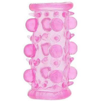 Насадка Lust Cluster, розовая