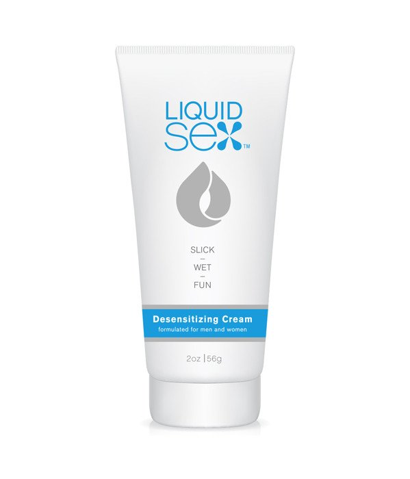 Пролонгирующий крем Liquid Sex Desensitizing Cream, 56 грамм
