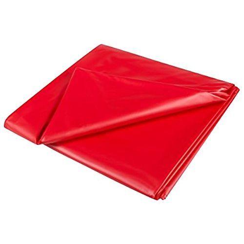 Непромокаемая простынь Sexmax Bedsheet Red 180x260