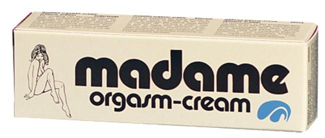 Женский крем MADAME ORGASM CREAM