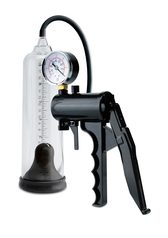 Помпа с манометром Pw Max Precision Power Pump
