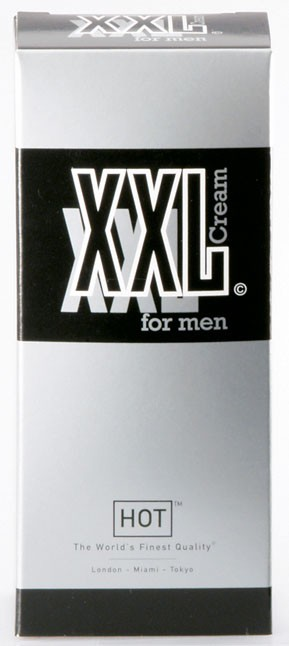 Крем мужской XXL CREME