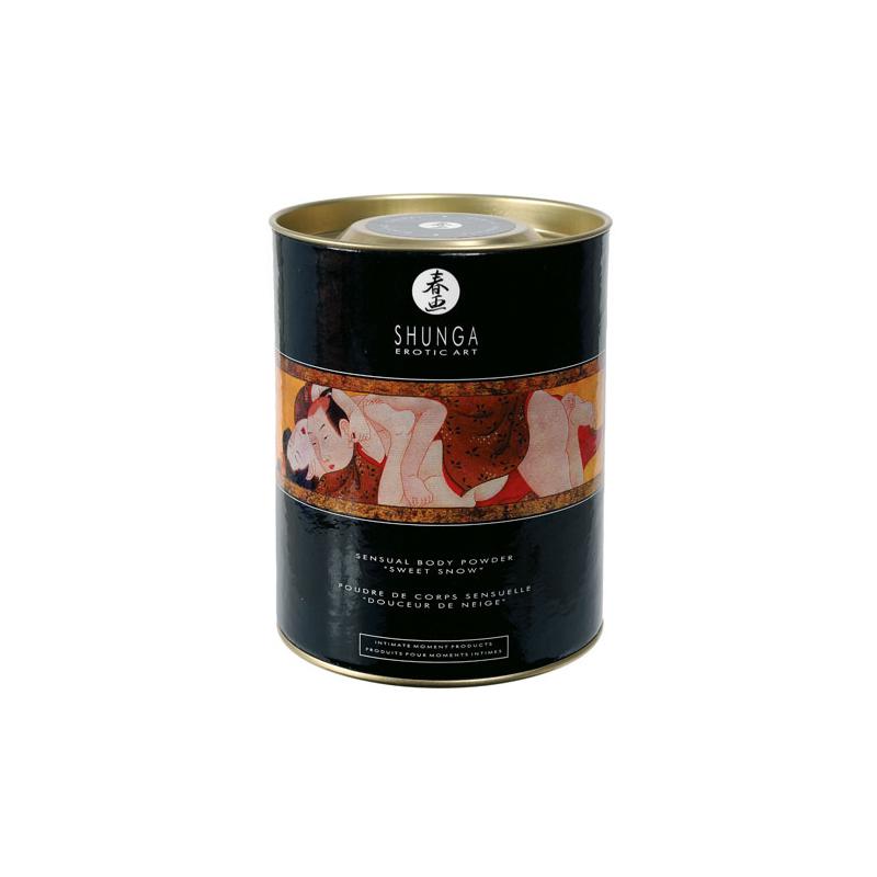 Съедобная пудра для тела Shunga Powder, мед