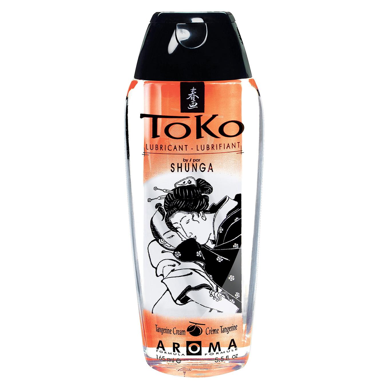 Ароматный лубрикант Shunga Toko, мандарин