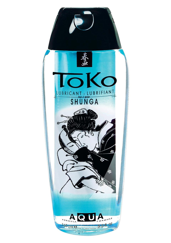 Лубрикант на водной основе Shunga Toko Lubricant Aqua, 165 мл