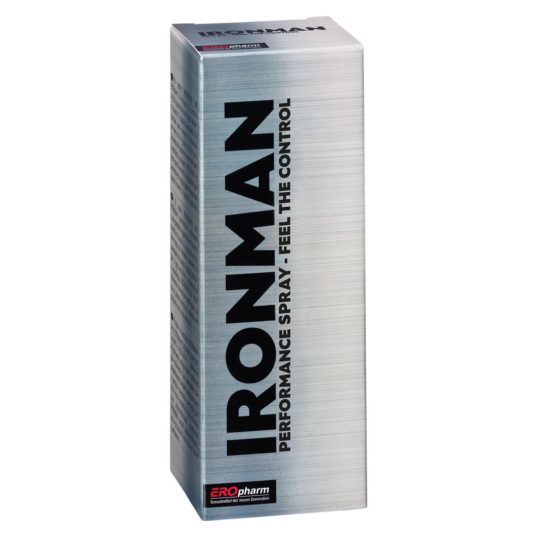 Спрей для пениса Ironman, 30 мл