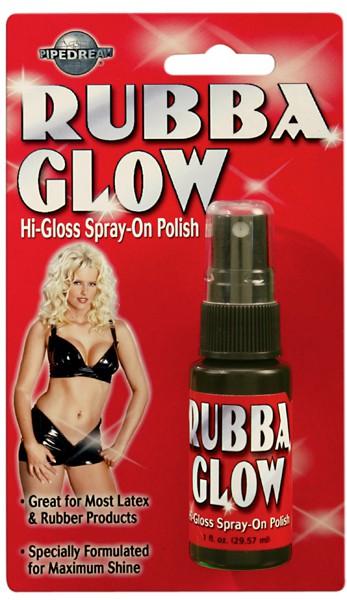 Спрей по уходу за латексом RUBBA GLOW SPRAY