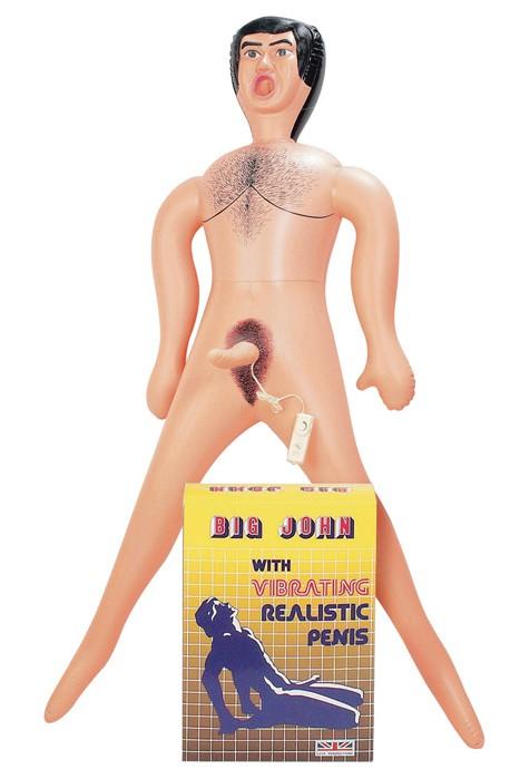 Секс кукла BIG JOHN DOLL