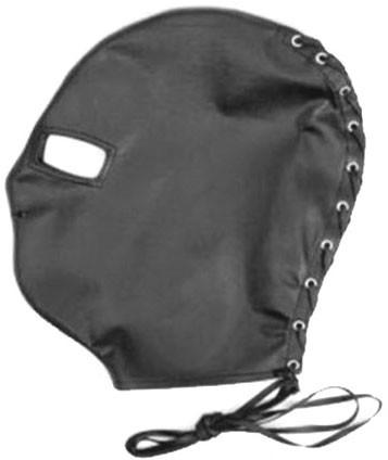 Шлем-маска на шнурках