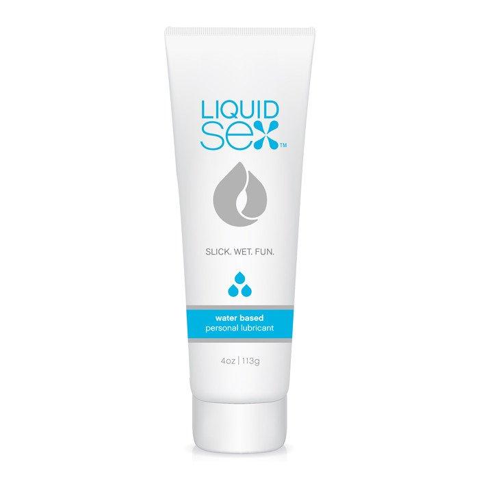 Лубрикант на водной основе Liquid Sex-Classic Water-Based, 118 мл