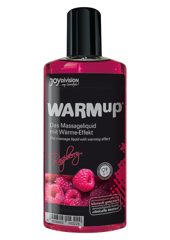 Массажное масло Warmup Raspberry 150 Ml