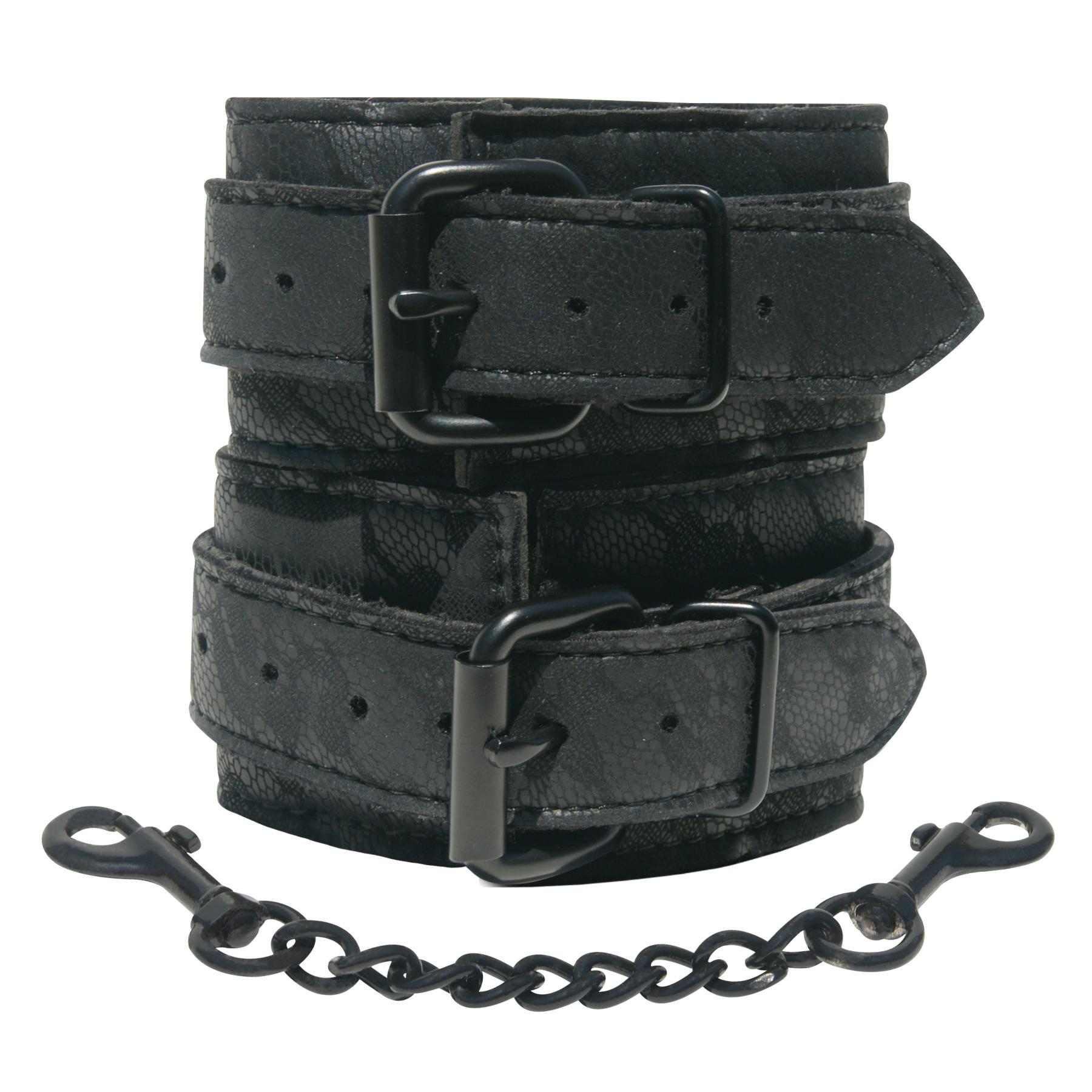 Наручники Sportsheets Midnight Lace Cuffs