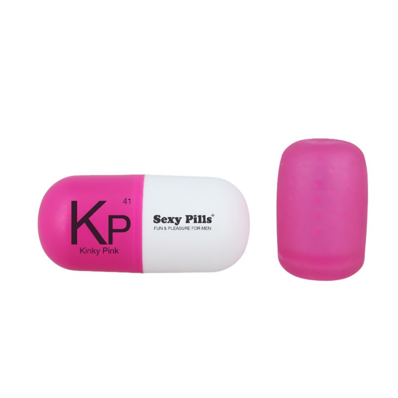 Мастурбатор Love To Love SEXY PILLS KINKY PINK