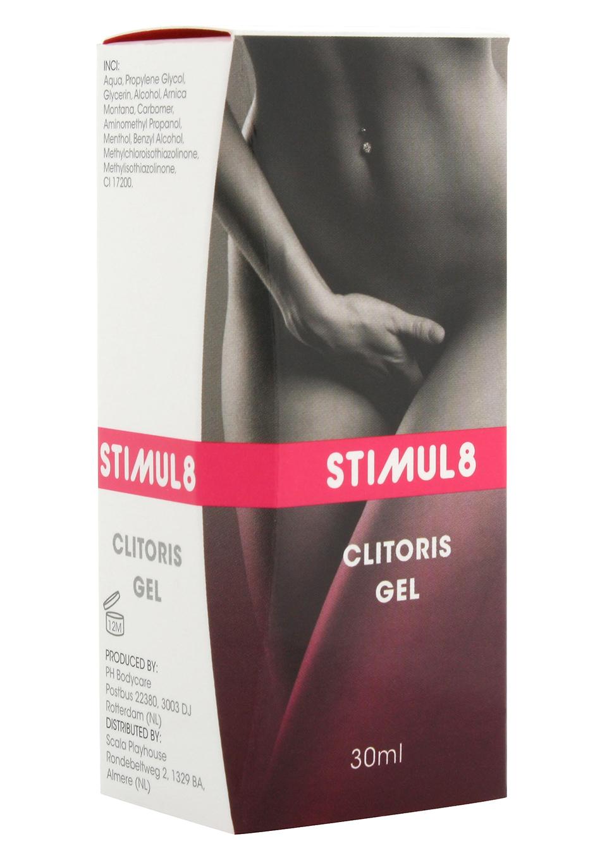 Клиторальный гель Stimul8 Clitoris Gel 30 Ml