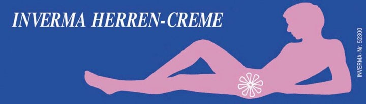 Крем мужской INVERMA HERREN CREME 20 ML