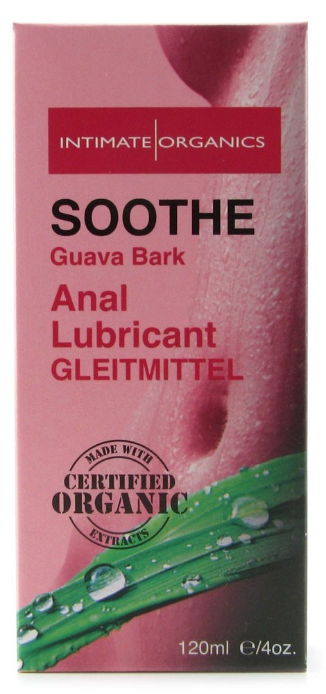 Лубрикант SOOTHE GUAVA BARK ANAL LUBE 120 Ml