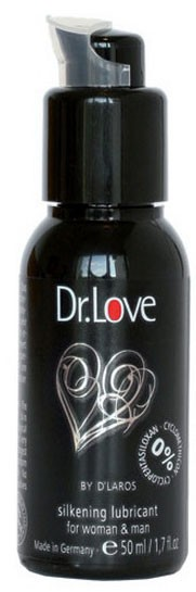 Лубрикант DR. LOVE SILKENING LUBRICANT 50 ML