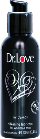 Лубрикант DR. LOVE SILKENING LUBRICANT 100 ML