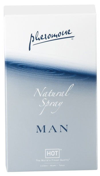 Духи мужские HOT MAN NATURAL SPRAY 50 ML