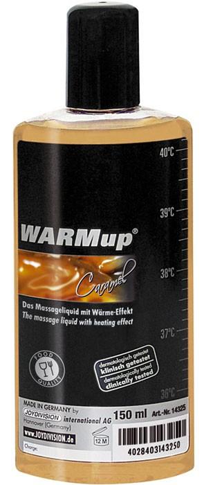 Массажное масло WARMUP KARAMEL 150 ML