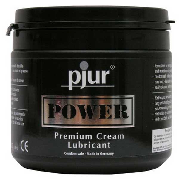 Лубрикант для анального секса PJUR POWER PREMIUM CREAM 150 ML