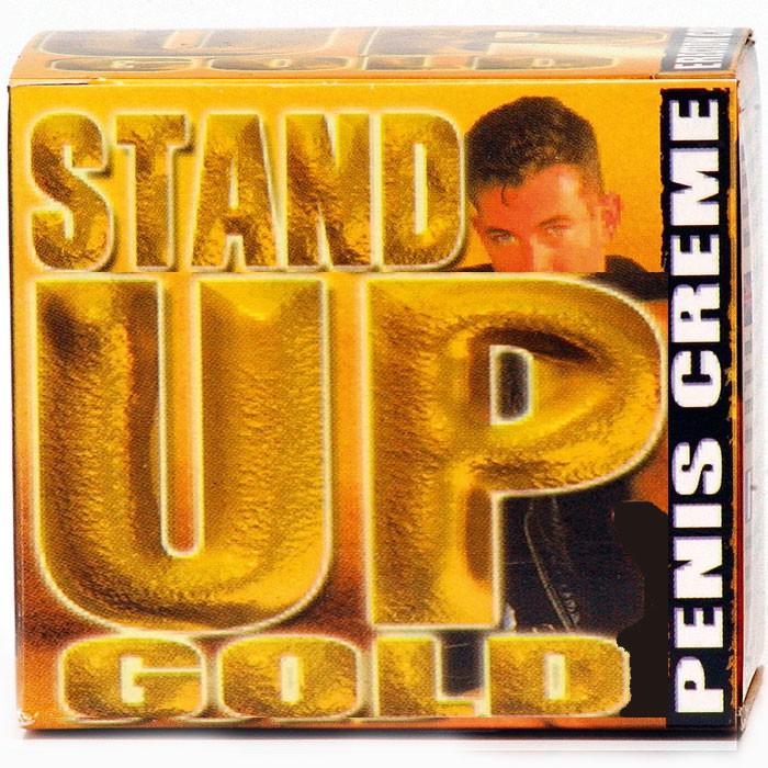 Крем эрекционный STAND UP GOLD 50 ML