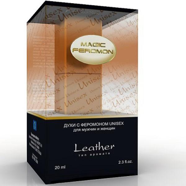 Духи с феромонами MAGIC FEROMON LEATHER 20 ML