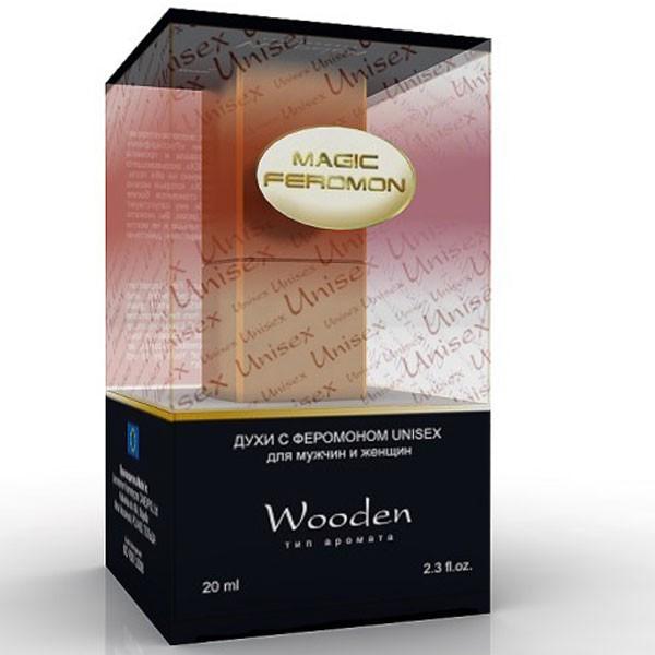 Духи с феромонами MAGIC FEROMON WOODEN 20 ML