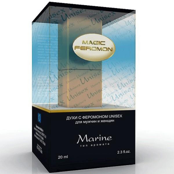 Духи с феромонами MAGIC FEROMON MARINE 20 ML