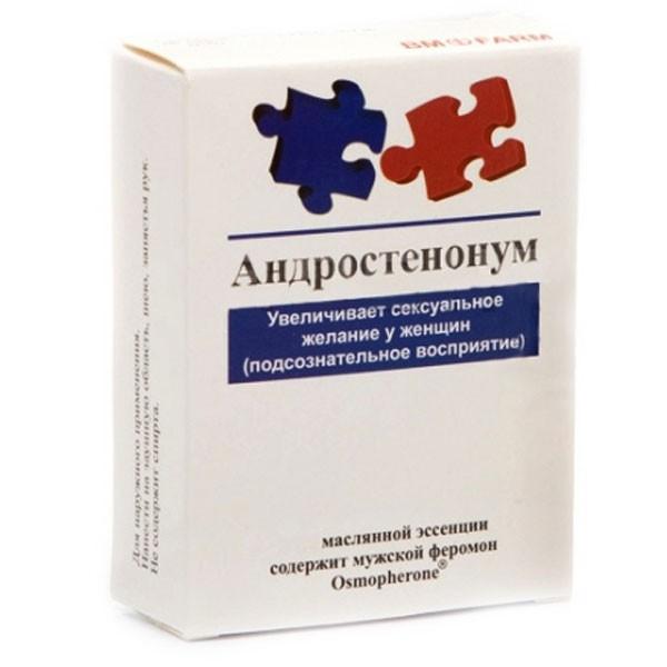 Феромон мужской АНДРОСТЕНОНУМ 1 ML