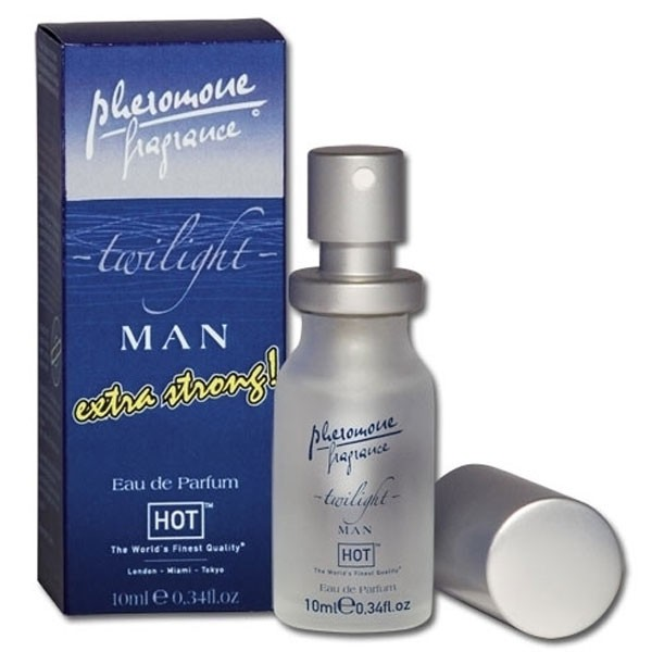 Духи с феромонами мужские HOT MAN PHEROMON PARFUM 10 ML