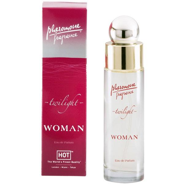 Духи женские с феромонами HOT WOMAN PHEROMONE FRAGRANCE TWILIGHT 45 ML