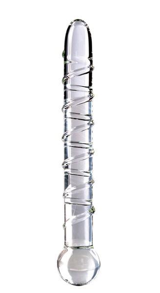 Стимулятор стеклянный ICICLES NO1 PIPEDREAM