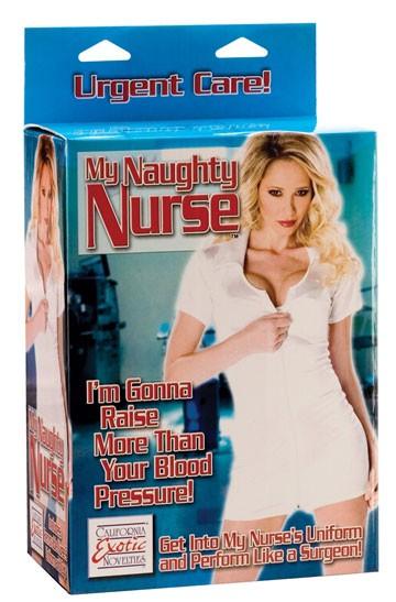 Секс кукла медсестра MY NAUGHTY NURSE
