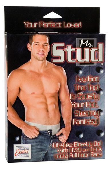 Секс кукла мужчина MR. STUD